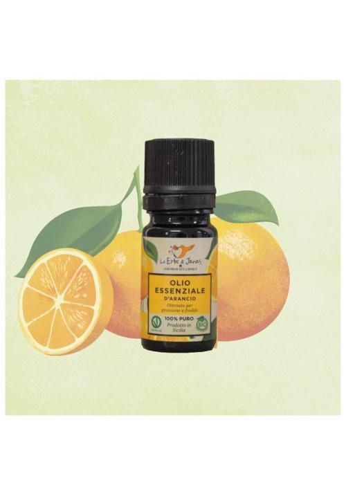 Olio Essenziale di Arancio Dolce di Sicilia BIO