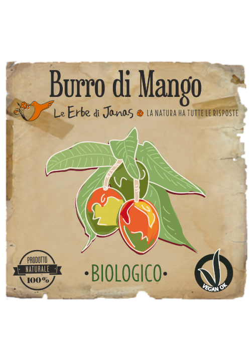 Burro di Mango