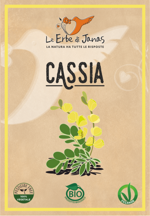 Cassia (Hennè Neutro) BIO