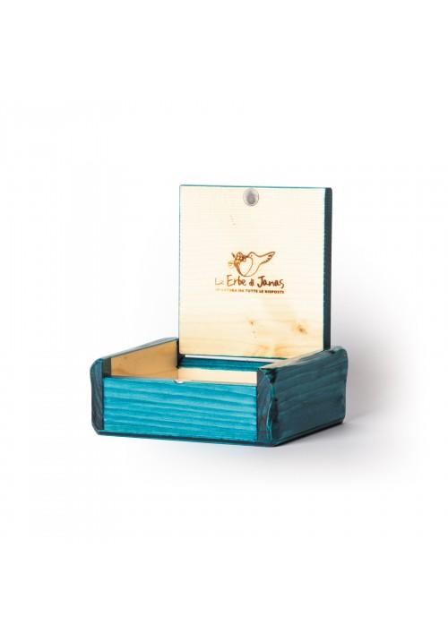 Cofanetto d'Artigianato in Legno piccolo, vari colori (VUOTO)