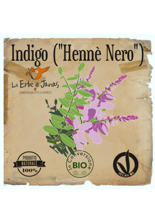 Indigo  Hennè Nero
