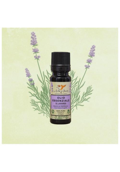 Olio Essenziale di Lavanda (Lavandula angustifolia) BIO