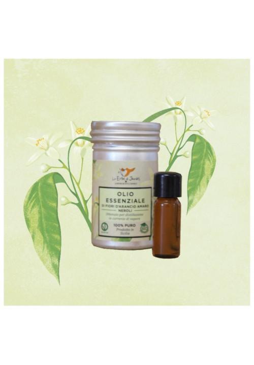 Olio Essenziale di Fiori d'Arancio Amaro (Neroli)