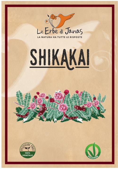Shikakai - Frutta per Capelli