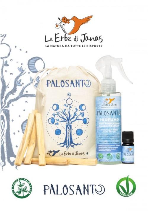 Set PaloSanto Ambiente