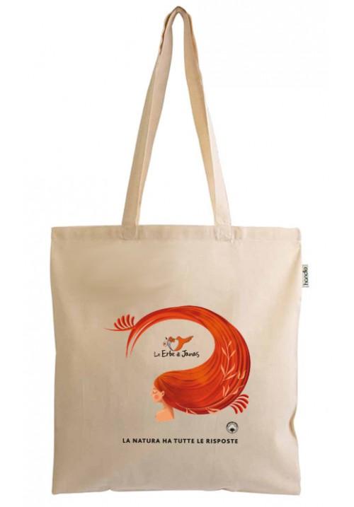 Shopper in Cotone Biologico (vuota)