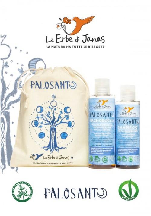Set PaloSanto Detergenza