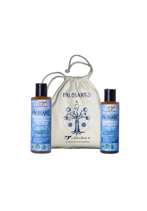 Set Detergenza PaloSanto